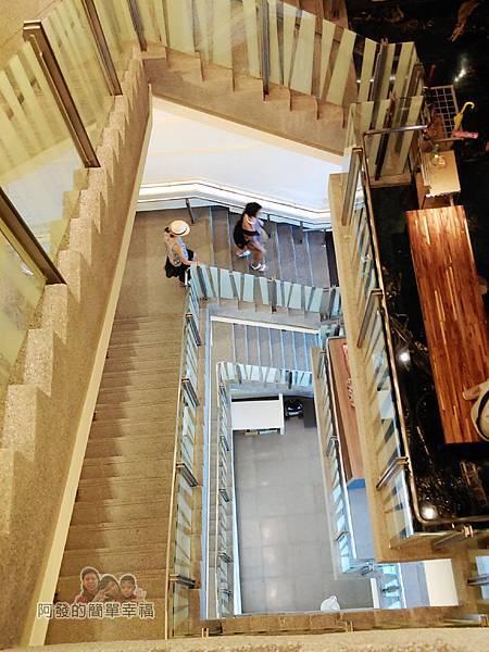 區域探索館09-樓梯一景