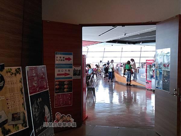區域探索館30-2F餐飲與商店區