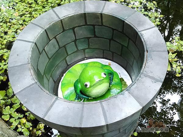 新北市兒童藝術節-童話城堡27-童話情境體驗-井底之蛙