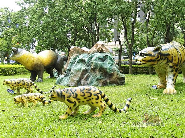 新北市兒童藝術節-童話城堡32-台灣原創童話-勇士那魯和雲豹的故事