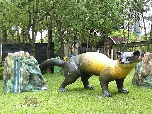 新北市兒童藝術節-童話城堡33-台灣原創童話-貂和獾