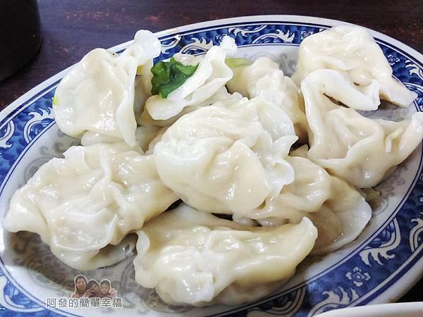 老牌牛肉拉麵大王10-水餃