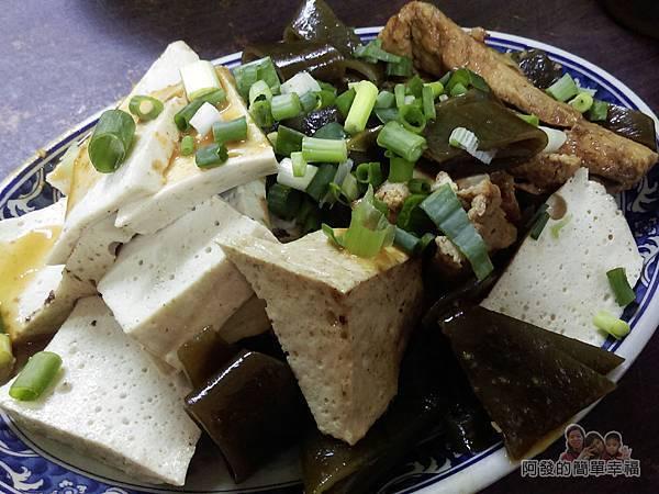 老牌牛肉拉麵大王13-滷小菜
