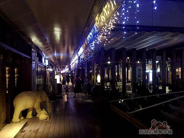 BAKERY49-02-板橋火車站2F戶外花園餐廳