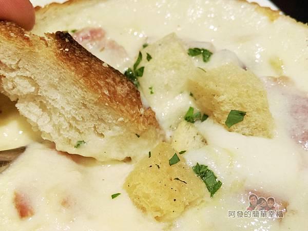 BAKERY49-21-今日主廚湯品+舊金山酸麵包碗-麵包沾湯品