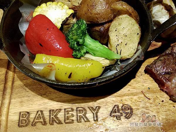 BAKERY49-40-精選49海陸雙拼-木盤上BAKERY49字樣