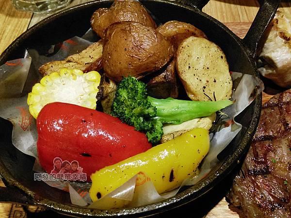BAKERY49-41-精選49海陸雙拼-碳烤綜合時蔬