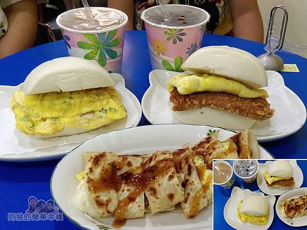 2個蛋早餐10-豐盛的早餐