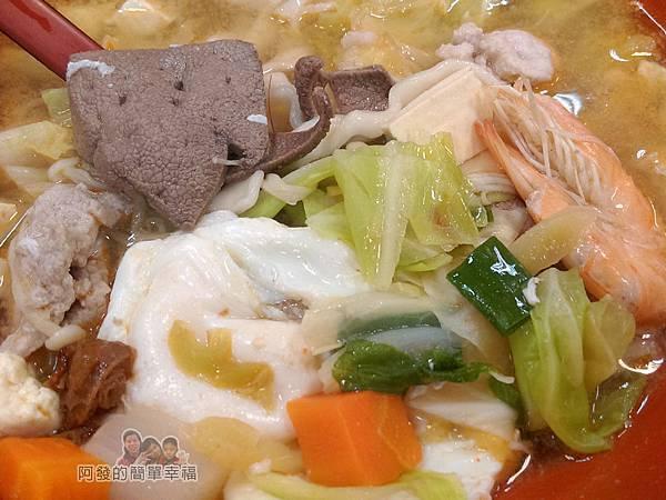 珍珍小館16-很豐盛的食材