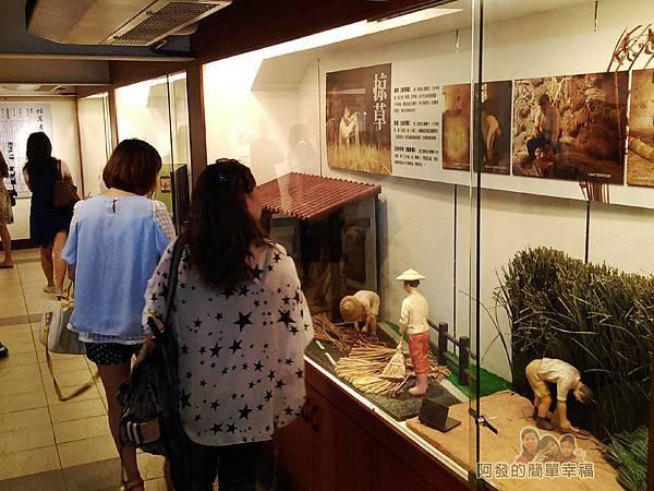 稻田彩繪&藺草文化館18-館內參觀的人們.jpg