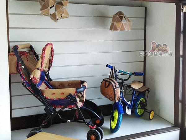 山腳國小28-娃娃車與童車坐墊都能編