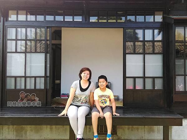 山腳國小30-享受一股散發日本傳統建築Fu的小旅行