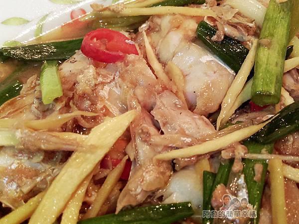 紅燒馬頭魚10-肉質鮮嫩細緻且入味