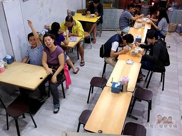 嘉味仙麻油雞腿庫飯07-店內環境