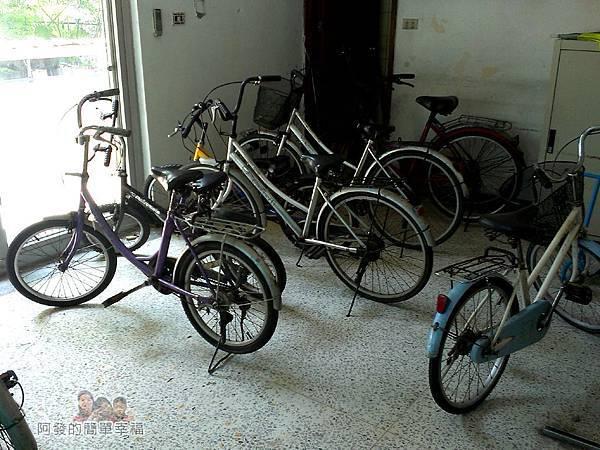 福德坑環保復育園區25-挑選自行車