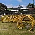 汶水老街-汶水茶壽05-公園設施