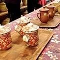汶水老街-汶水茶壽29-客家風茶杯