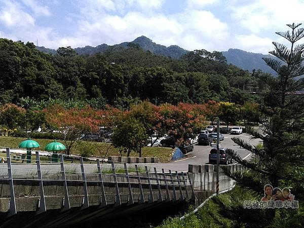 汶水老街-汶水茶壽01-汶水橋下停車場