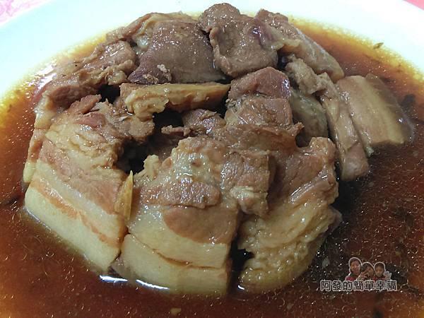 汶水老街-永和亭飯店09-梅干扣肉