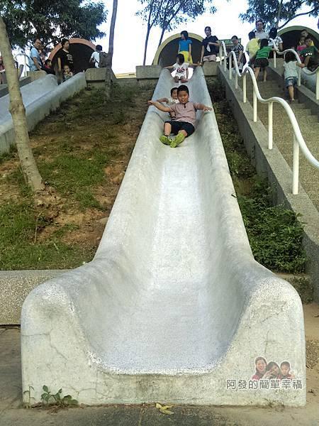 河川教育中心園區17-彩色大水管溜滑梯-溜溜溜II