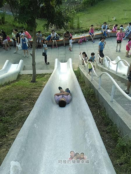 河川教育中心園區27-彩色大水管溜滑梯-溜溜溜