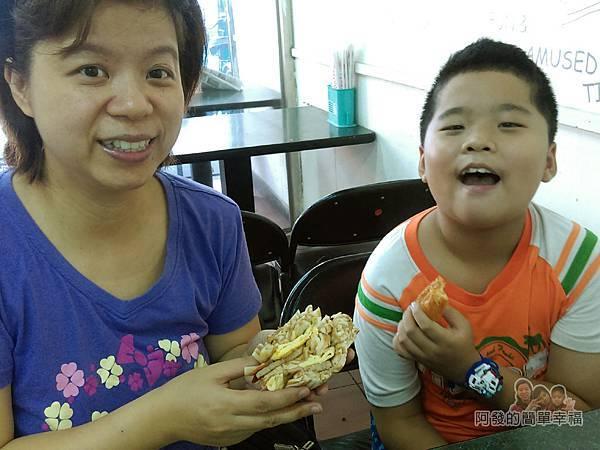 太和豆漿10-海景饅頭蛋一份夠兩個人吃