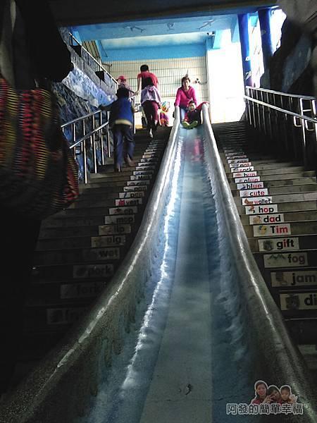 濂洞國小17-兩層樓高長近10公尺
