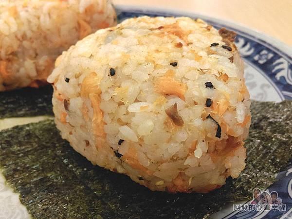 祥壽司12-鮭魚飯糰