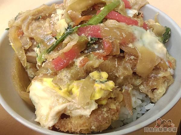 祥壽司15-豬排飯