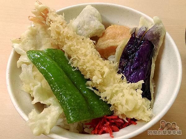 祥壽司18-炸蝦飯