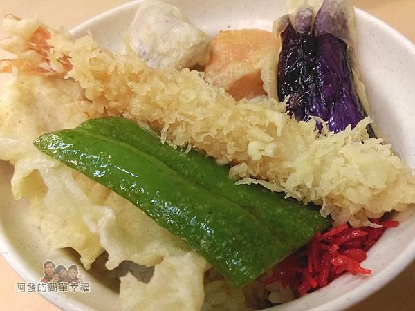 祥壽司19-炸蝦飯2