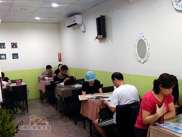 米豆早午餐02-店環境