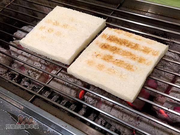 米豆早午餐07-碳烤吐司