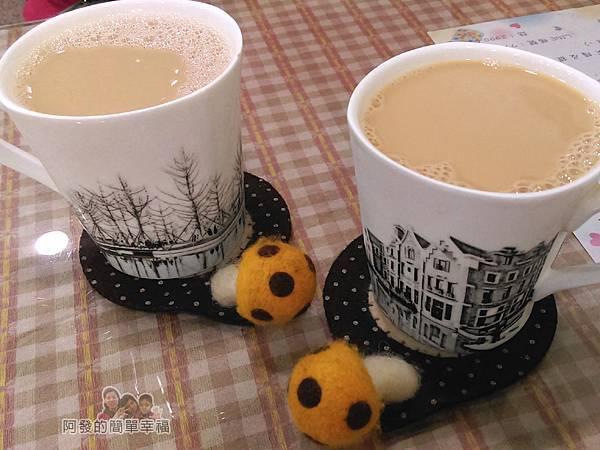 米豆早午餐08-很療癒的杯子和杯墊