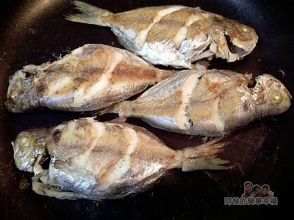 香煎肉魚05-煎魚