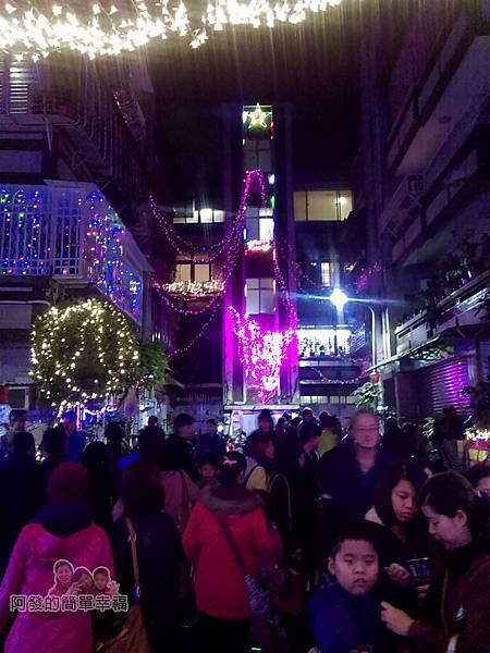 吉慶里聖誕巷10-整棟公寓很有聖誕Fu