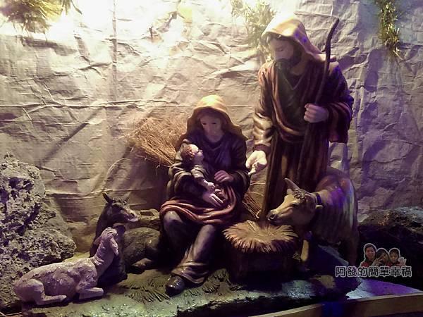 吉慶里聖誕巷16-聖經上的場景