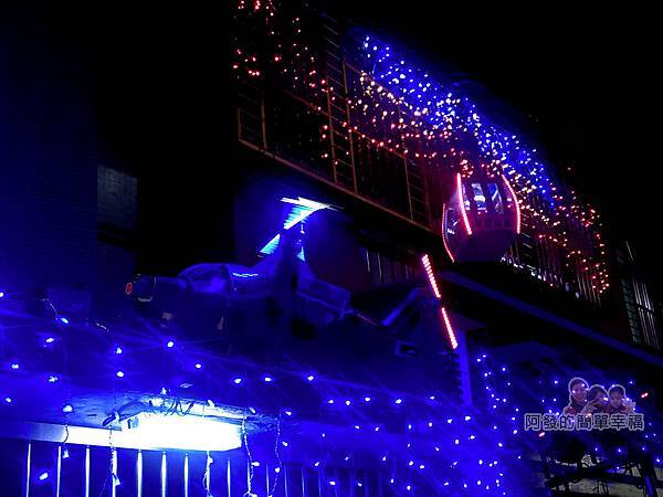 吉慶里聖誕巷19-直昇機與空中纜車
