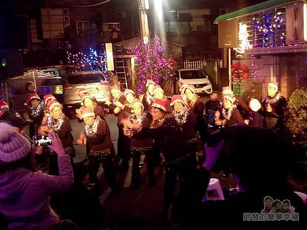 吉慶里聖誕巷21-音樂晚會表演