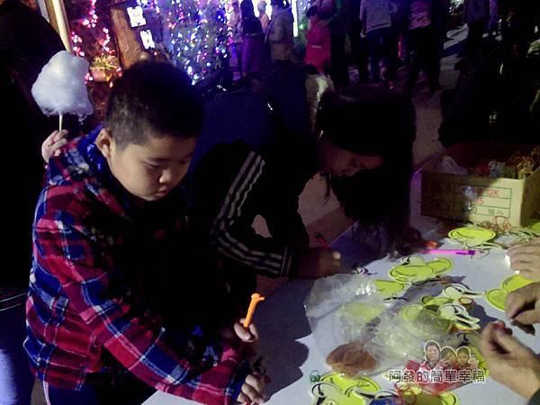 吉慶里聖誕巷23-許願卡