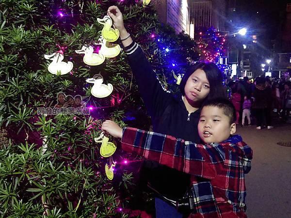 吉慶里聖誕巷24-許願樹