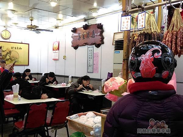 香城燒臘小館11-店內一角