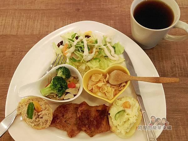 窩在一起10-Brunch輕食早午餐-法式套餐