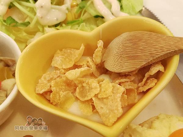 窩在一起12-Brunch輕食早午餐-法式套餐-燕麥優格