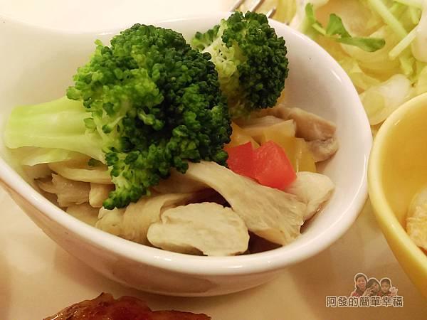 窩在一起13-Brunch輕食早午餐-法式套餐-炒鮮蔬