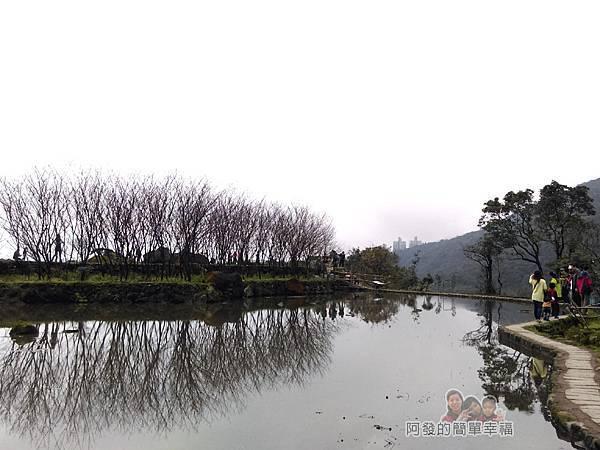 八煙聚落20-景色優美的水池