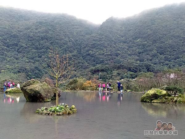八煙聚落31-水中央一景