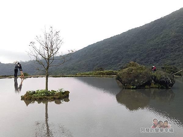 八煙聚落32-水中央仙境般的景色情侶更顯甜蜜