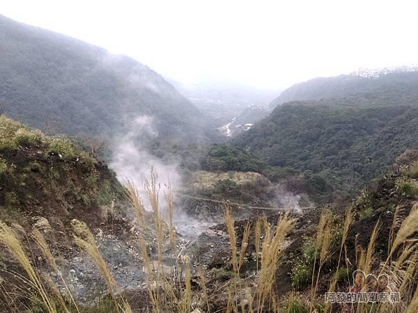 八煙聚落36-硫磺山谷白煙繚繞