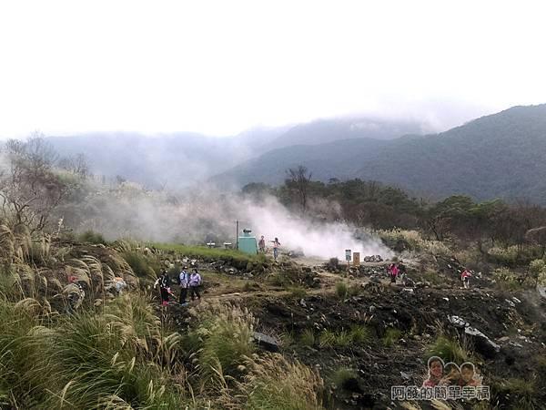 八煙聚落37-火山土壤氣體連續監測站
